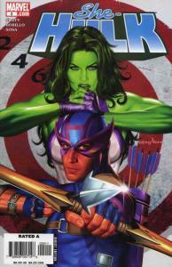 She-Hulk (2nd Series) #2 VF/NM; Marvel | save on shipping - details inside