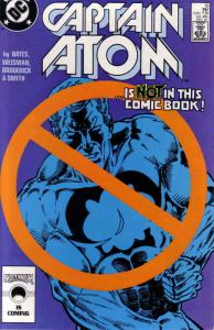 Captain Atom (DC) #10 VF; DC | save on shipping - details inside