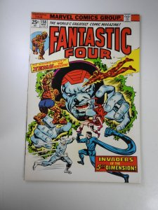 Fantastic Four #158 (1975)