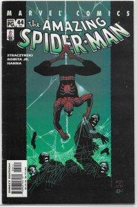Amazing Spider-Man   vol. 2   #44/485 VG