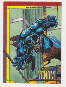 1993 Marvel Universe #55 Venom