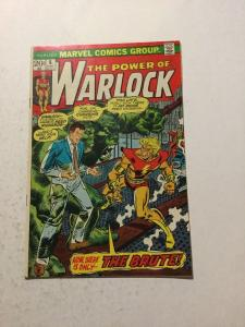 Warlock 6 VF/NM Very Fine/Near Mint 9.0