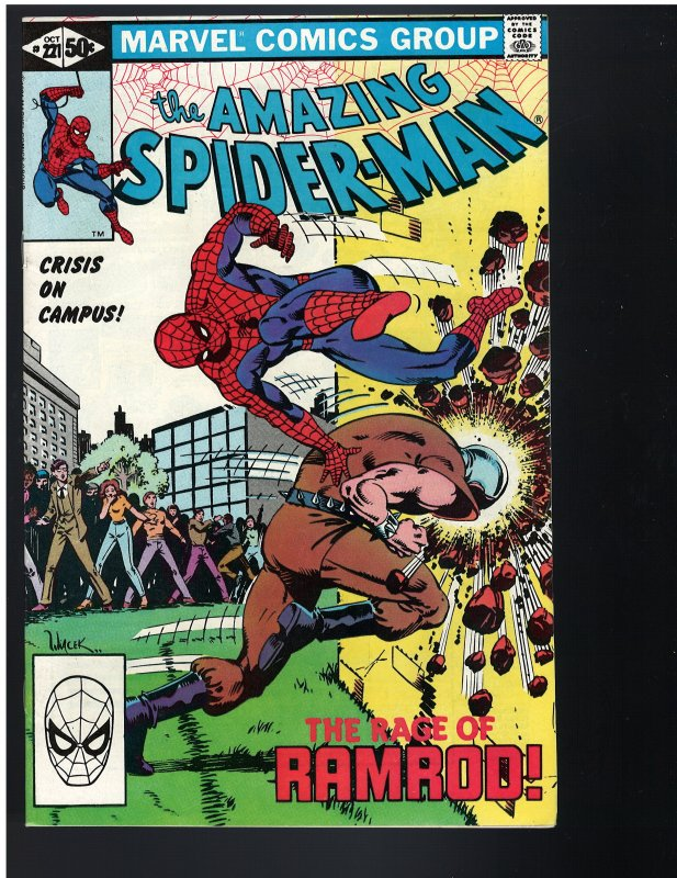 Amazing Spider-Man #221 (Marvel, 1981)