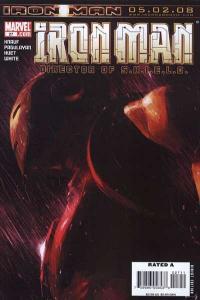 Iron Man (2005 series) #27, VF+ (Stock photo)