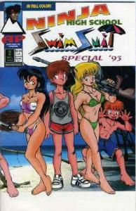 Ninja High School Swimsuit Special #2 FN; Antarctic | save on shipping - details