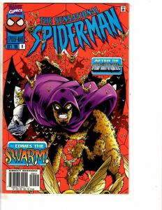 9 Comics Sensational Spider-Man 9 Spectacular 240 (2) 72 Mutant # 0 2 (2) 3 J206