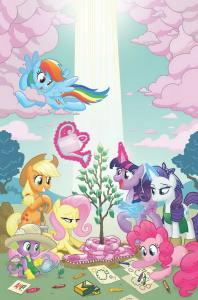 MY LITTLE PONY SPIRIT OF THE FOREST (2019 IDW) #1 PRESALE-05/29