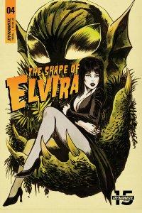 Elvira Shape Of Elvira #4 Cvr A Francavilla (Dynamite, 2019) NM