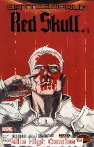 RED SKULL (BATTLEWORLD) (2015 Series) #3 Near Mint Comics Book