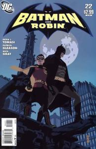 Batman and Robin #22A VF/NM; DC   save on shipping - details inside