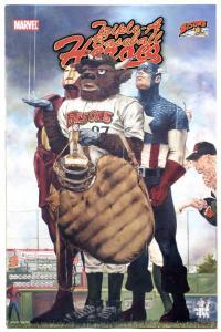 Triple-A Baseball Heroes #1 2008- Marvel Comics RARE
