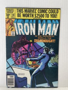 Iron Man #138 (1980) Unlimited Combined Shipping