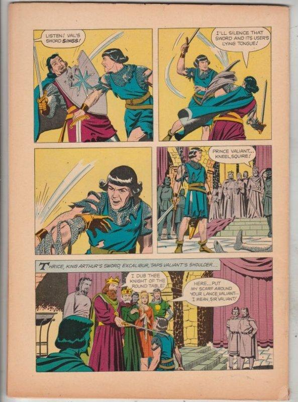 Four Color #567 (Jun-54) FN/VF Mid-High-Grade Prince Valiant