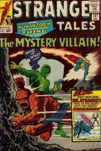 Strange Tales (1951 series) #127, VG- (Stock photo)