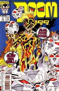 Doom 2099 #8 VF; Marvel | save on shipping - details inside
