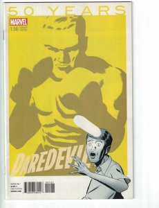 Daredevil #1.5 VF/NM 50 years anniversary yellow variant edition - Marvel 2014