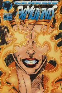 Ex-Mutants (Malibu) #15 VF/NM; Malibu | save on shipping - details inside