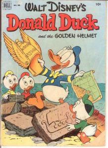 DONALD DUCK F.C. 408 FAIR    July-Aug. 1952 COMICS BOOK