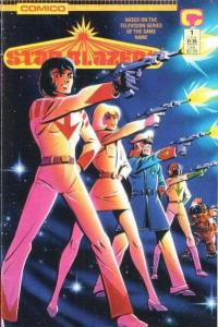 Star Blazers (1989 series) #1, NM + (Stock photo)