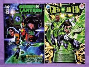 Neal Adams Variant GREEN LANTERN 80th Anniversary 2-Pack (DC, 2020)!