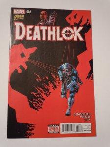 Deathlok #3 (2015)