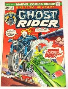 Ghost Rider #4 (6.0)