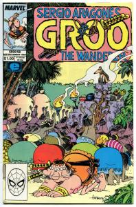 GROO the WANDERER #58, NM, Idol, Pyramid, Sergio Aragones, more Groo in store