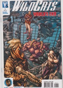 Wildcats: World's End #1