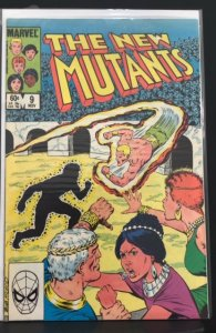 The New Mutants #9 (1983)