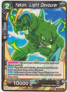 Dragon Ball Super CCG - Universal Onslaught - Yakon Light Devourer
