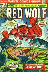Red Wolf #9 VG; Marvel | low grade comic - save on shipping - details inside