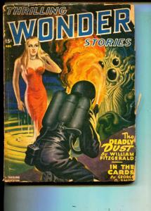 Thrilling Wonder Stories-Pulp-8/1947-Henry Kuttner-William Fitzgerald