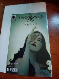 Unknown 9: Archives Preview #1 (2018)