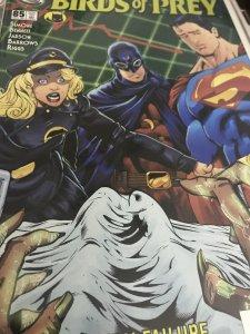 DC Birds of Prey #85 Mint Hot