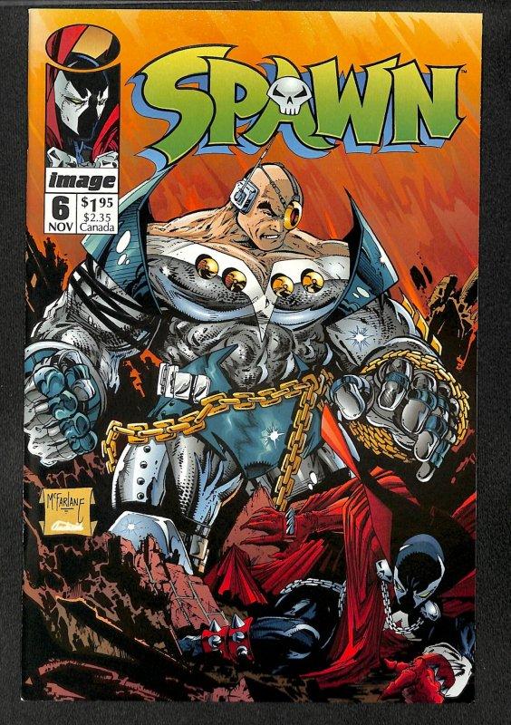 Spawn (BR) #6