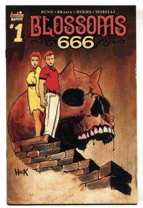 Blossoms 666 #1 2019 Archie Horror comic book NM-