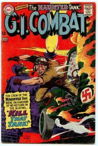 GI Combat 127 Jan 1967 VG (4.0)