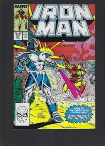 Iron Man #242 (1989)