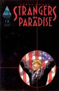 Strangers in Paradise (1996 series) #12, VF+ (Stock photo)