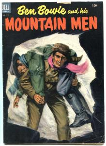 Ben Bowie and his Mountain Men- Four Color Comics #513 1952- Dell Westtern
