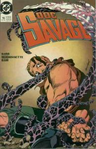 Doc Savage (DC) #15 VF/NM; DC | save on shipping - details inside