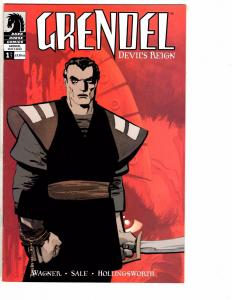 Lot Of 6 Grendel Devil's Reign Dark Horse Comic Books # 1 2 3 4 5 7 NM 1st AB4