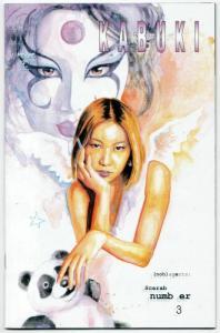 Kabuki Agents #3 (Image, 1999) VF/NM