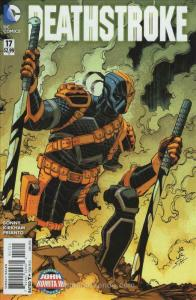 Deathstroke (2nd Series) #17A VF/NM; DC | save on shipping - details inside