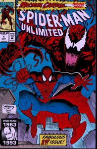 Spider-Man Unlimited #1 - NM - Carnage!