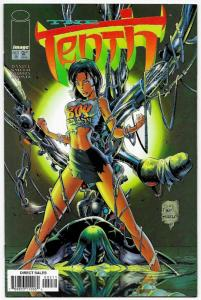 The Tenth #2 (Image, 1997) VF/NM