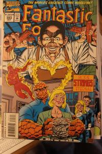 Fantastic Four 393 NM