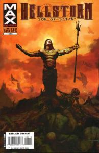 Hellstorm: Son of Satan #1 VF/NM; Marvel | save on shipping - details inside