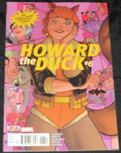 Howard The Duck #6 -2016