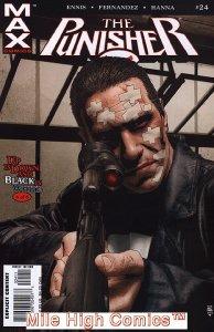 PUNISHER MAX (2004 Series) #24 Near Mint Comics Book